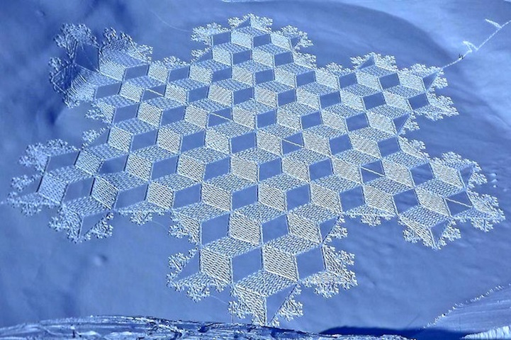 Snow Quilts | Sandy Fitzpatrick of Hissyfitz Designs : snow quilts - Adamdwight.com
