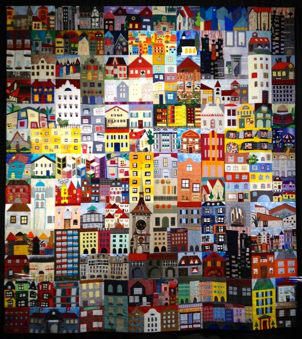 Berne House Quilt