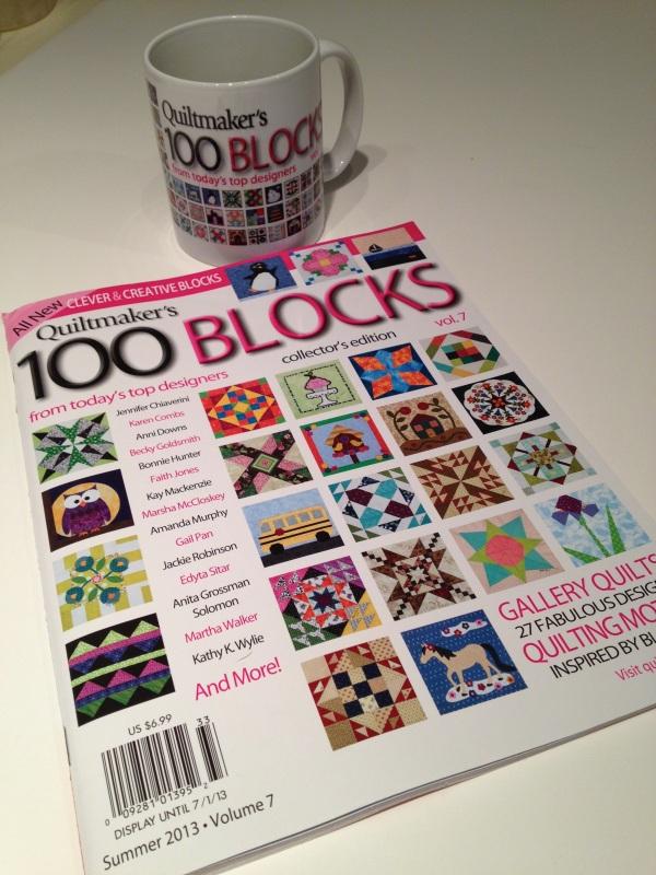 100 Blocks Magazine