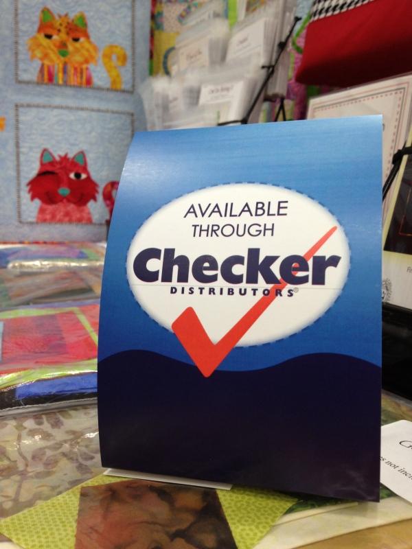 Checker Sign