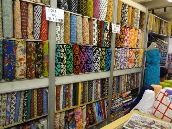 Arab St. Fabric