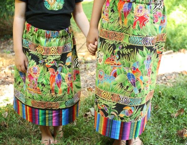 K & E skirts