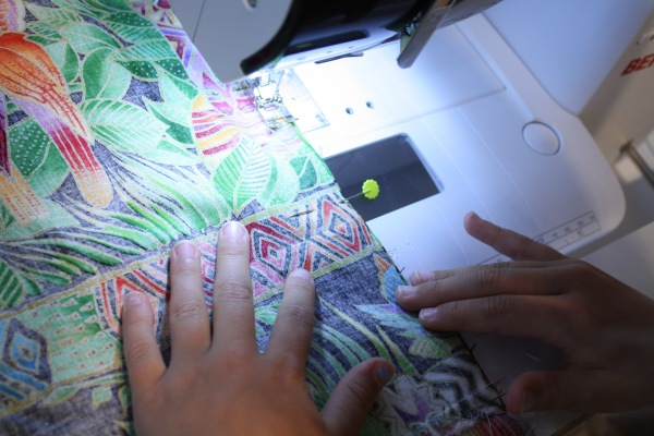 K hands close-up