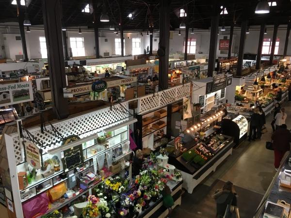 Central Market, Lancaster, PA