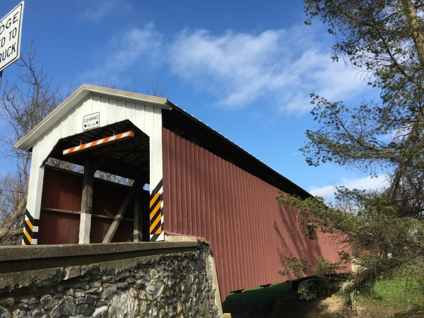 Neff's Mill Bridge 1824