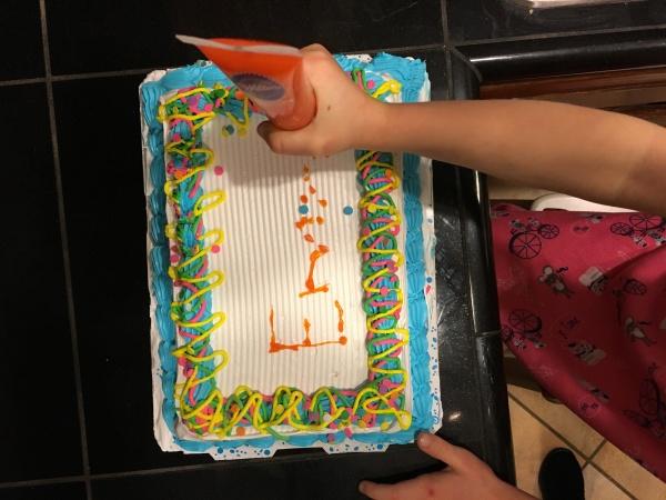 Emma's cake